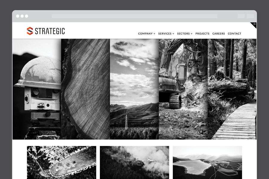 Natural resource company website