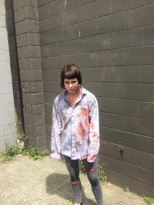 Vancouver zombie advertising