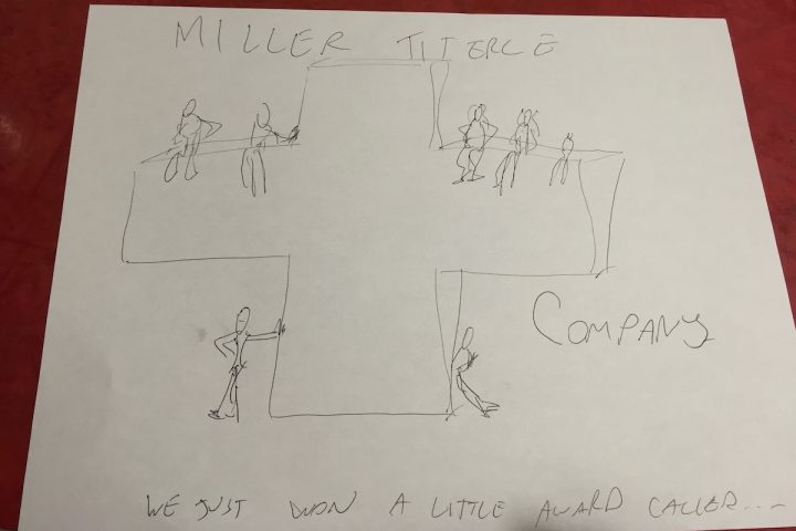 Miller Titerle idea one sketch